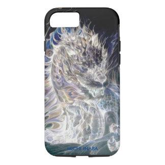 White Blaze Dragon.白炎龍 iPhone 7 Case