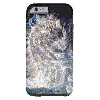 White Blaze Dragon.白炎龍 Tough iPhone 6 Case
