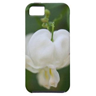 White Bleeding Heart iPhone SE/5/5s Case