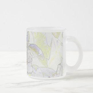 White Bloom Mug