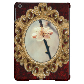 White Blossom, Blossoming Tree In Spring iPad Air Case