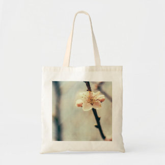 White Blossom, Blossoming Tree In Spring Tote Bag
