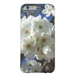 White Blossoms I Spring Floral Barely There iPhone 6 Case