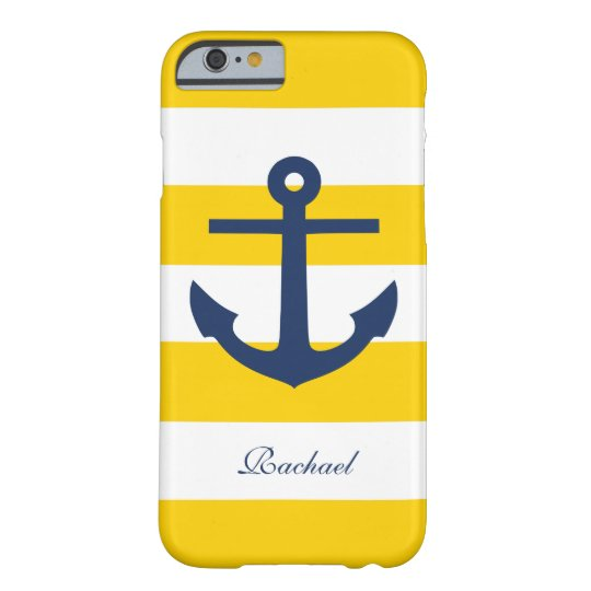 Anchors Aweigh! iPhone 11 case