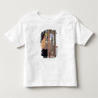 White Bordeaux, 1913 (gouache & pencil on paper) Toddler T-shirt