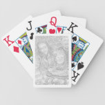 White Border for Photo Bicycle® Playing Cards Bicycle Playing Cards