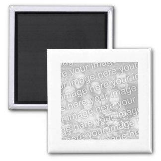 White Border Photo Magnet