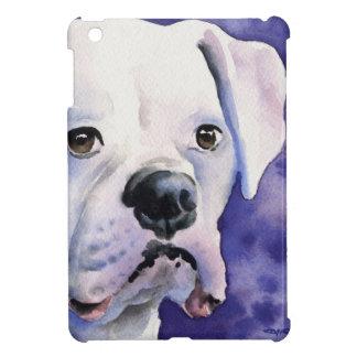 White Boxer iPad Mini Case