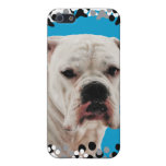 White Boxer Photo Case For iPhone SE/5/5s