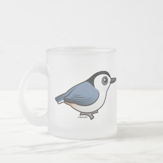 White-breasted Nuthatch Mugs