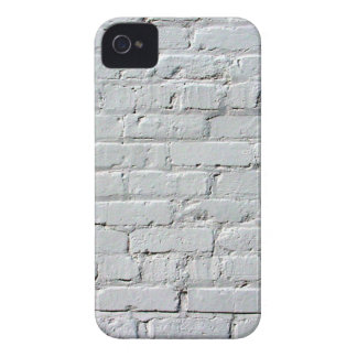 White Brick Wall Case-Mate iPhone 4 Cases