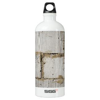White Brick Water Bottle
