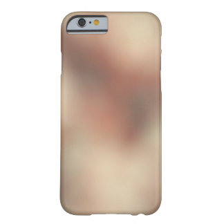White Brown Camouflage Barely There iPhone 6 Case