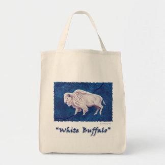 White Buffalo Bag