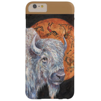 White buffalo barely there iPhone 6 plus case