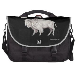 White Buffalo Full Moon Bag For Laptop