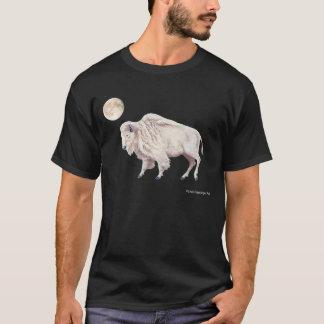White Buffalo Full Moon T-Shirt