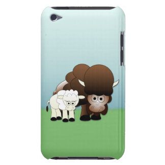White Buffalo kids iPod Case