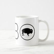 White Buffalo Outdoors Coffee Mug