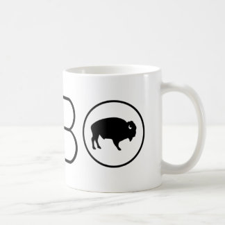 White Buffalo Outdoors Coffee Mug