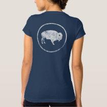 White Buffalo Outdoors Distressed Shirt