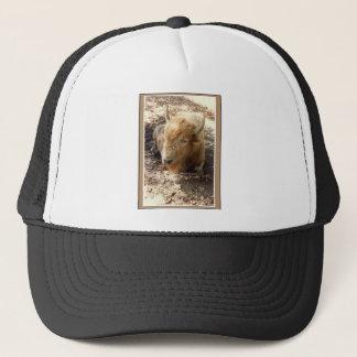White Buffalo Trucker Hat