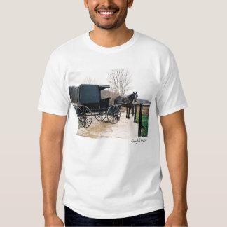 White Buggy T. Shirt