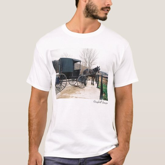White Buggy T. T-Shirt