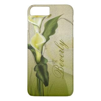 White Calla Lily iPhone 7 Plus Case