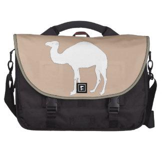 White Camel Computer Bag