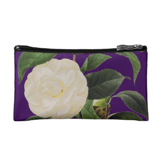 White Camellia, 1833 Makeup Bag