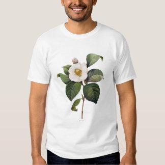 White Camellia Shirt