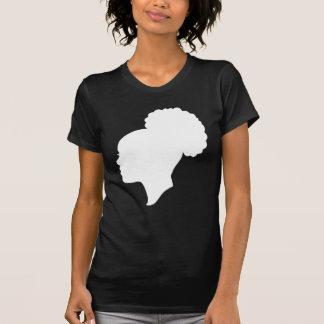 White Cameo T-Shirt