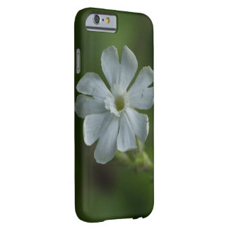 White Campion Wildflower Floral iPhone 6/6S Case