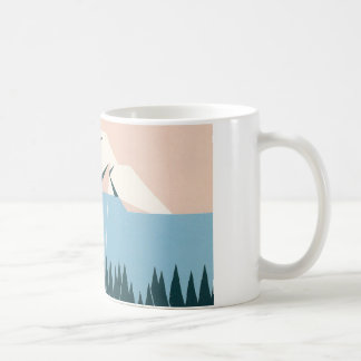 White Caps Coffee Mug