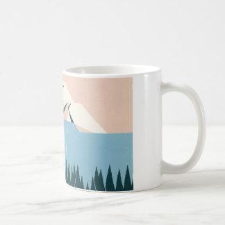 White Caps Coffee Mugs
