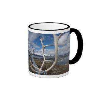 White Caribou Bones Mug
