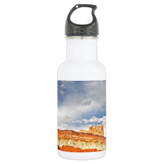 WHITE CASTLE IN CAPITOL REEF NATIONAL PARK STAINLESS STEEL WATER BOTTLE
