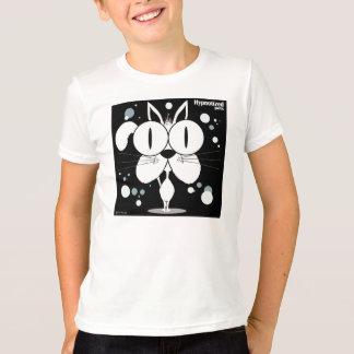 White Cat Kids' Basic American Apparel T-Shirt