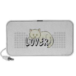 WHITE CAT LOVER MP3 SPEAKER