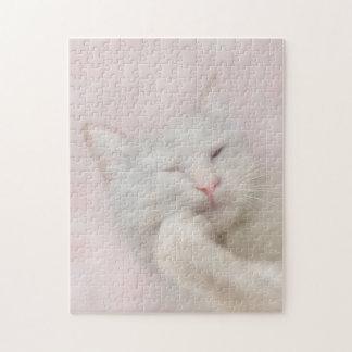 White Cat Puzzle
