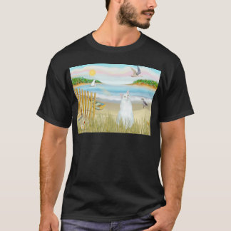White Cat - The Rowboat T-Shirt