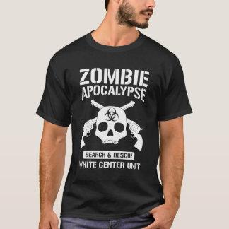White Center Zombie Apocalypse T-Shirt
