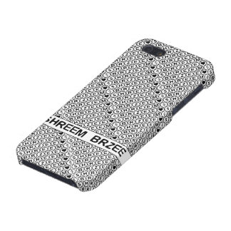 White Chant Shreem Brzee money mantra Cover For iPhone SE/5/5s
