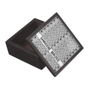 White Chant Shreem Brzee money mantra Gift Box