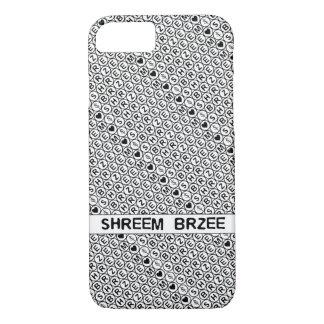 White Chant Shreem Brzee money mantra iPhone 7 Case