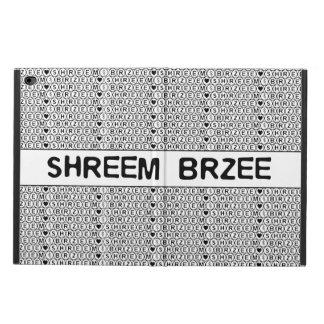 White Chant Shreem Brzee money mantra Powis iPad Air 2 Case