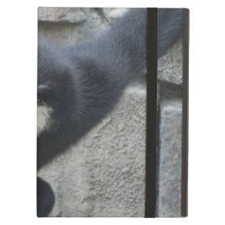 White Cheeked Capuchin Monkey Cover For iPad Air