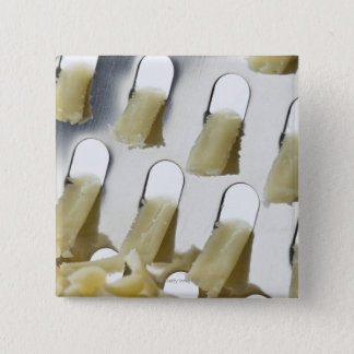 white cheese, cheddar, stainless cheese grater button