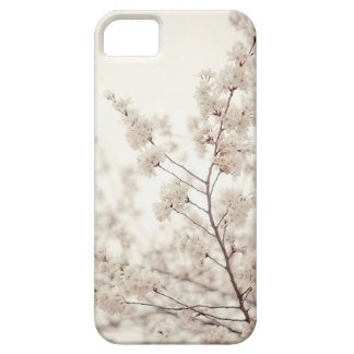 White Cherry Blossoms - Central Park Spring iPhone 5 Cover